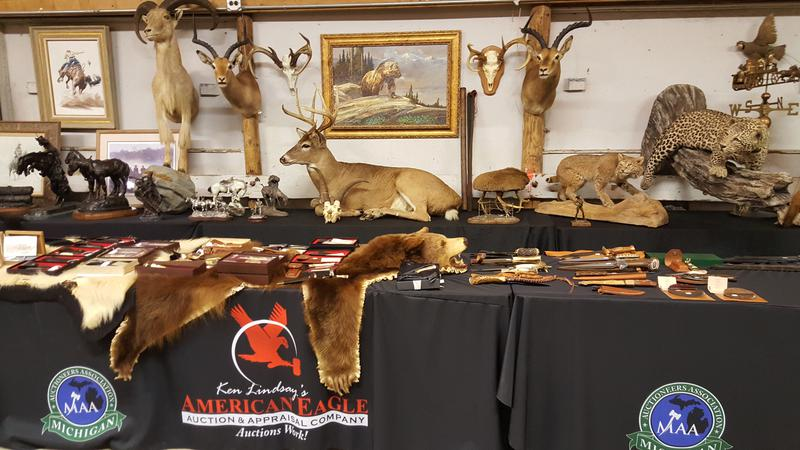 Selling Taxidermy Collections