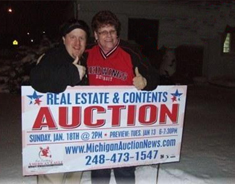 Metro Detroit auction company sells real estate