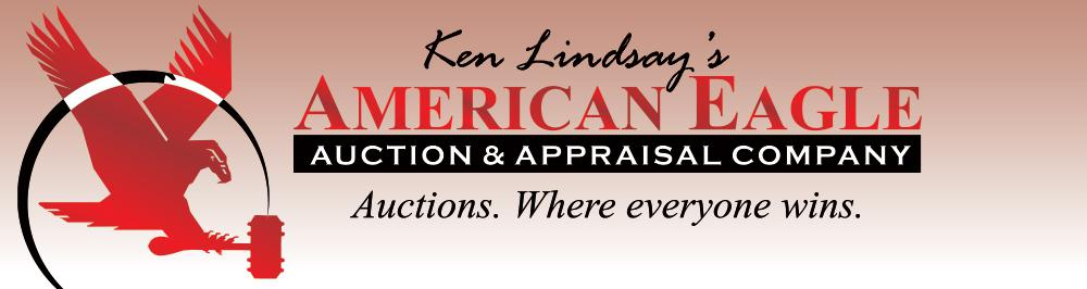 American Eagle Auction & Appraisal Company - Auctions. Where everyone wins.