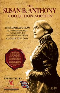 Susan B Anthony Auction Catalog